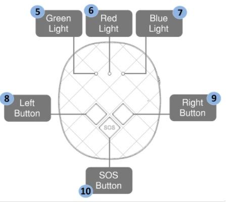 Localizzatore GPS per oggetti